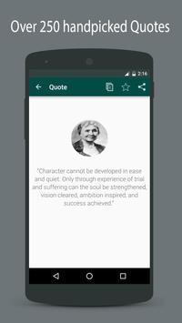 Helen Keller Quotes apk screenshot