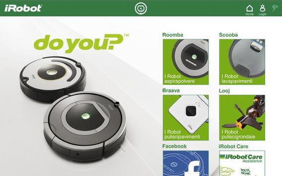 iRobot Italia apk screenshot