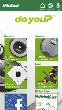 iRobot Italia poster