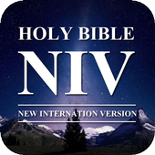 Holy Bible NIV Free icon