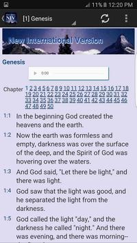 Holy Bible NIV Free apk screenshot
