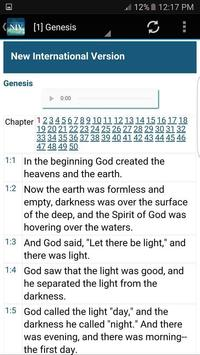 NIV Bible Free apk screenshot