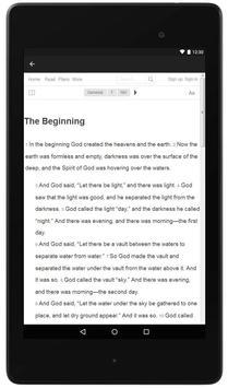 NIV Bible Offline and Audio apk screenshot