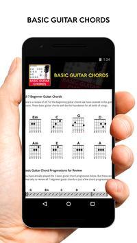 Basic Guitar Chords apk screenshot