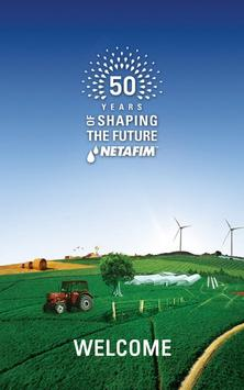 Netafim India poster