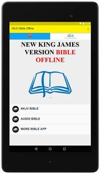 NKJV Bible Offline apk screenshot