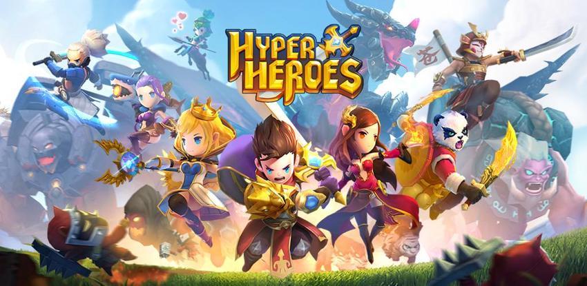 Hyper Heroes APK