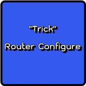 Trick router configure icon