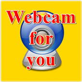 How to webcam for you icon