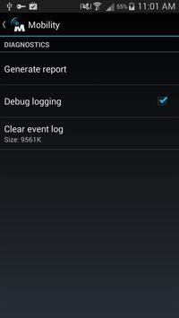 NetMotion Mobility® apk screenshot