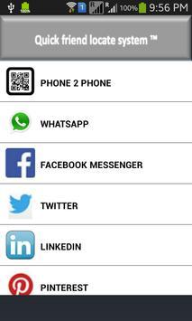 NOTRACE FREE SECRET MESSENGER apk screenshot
