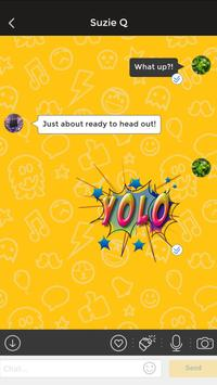 Nock Messenger apk screenshot