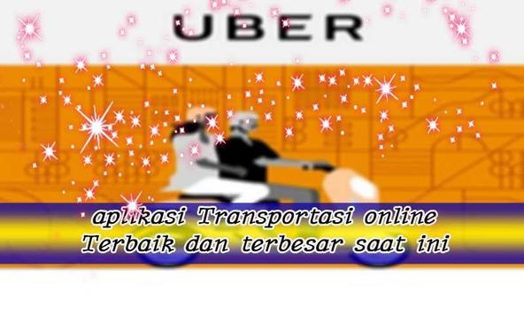 Cara Memesan Uber Motor apk screenshot