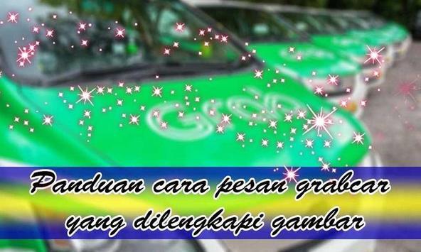 Cara Pemesanan Grabcar poster