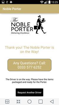 Noble Porter apk screenshot