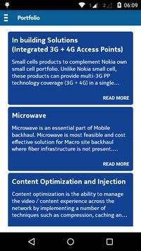Nokia Partner Portfolio apk screenshot