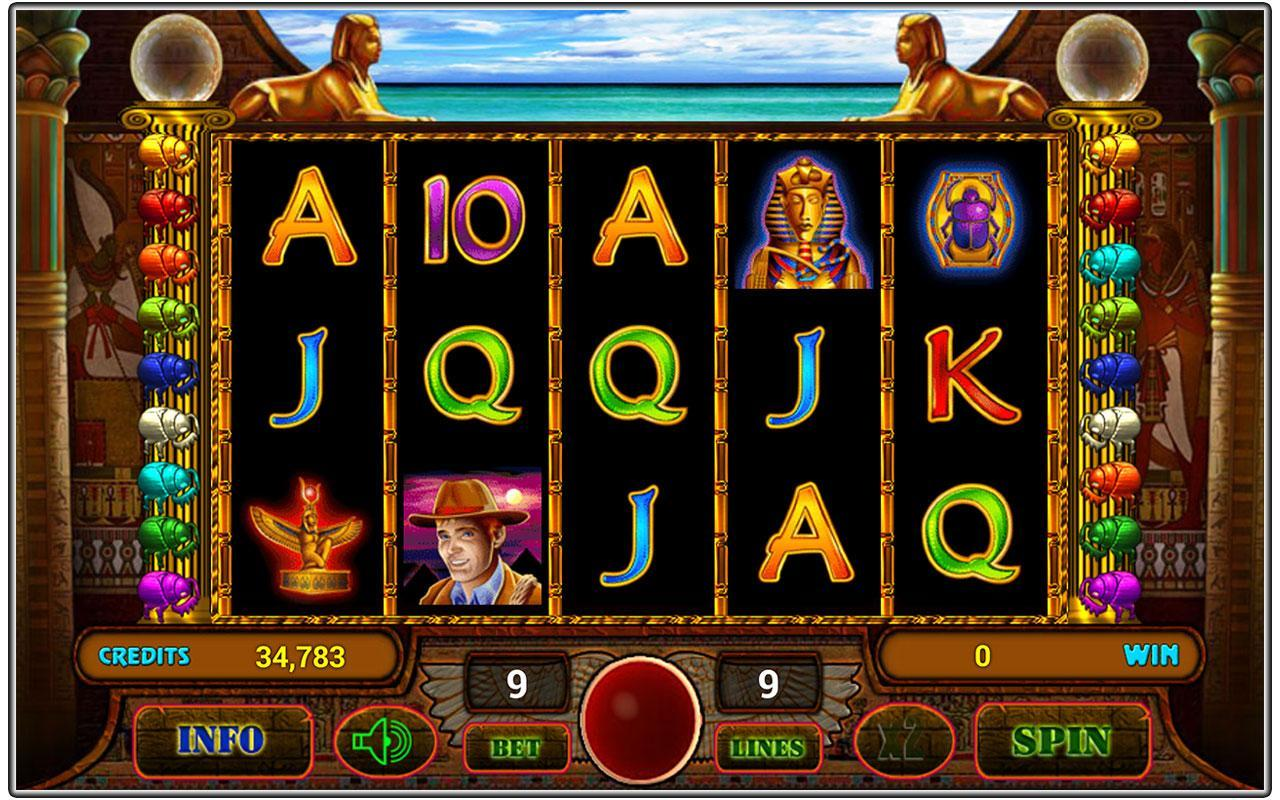 casino online mobile free book of ra download