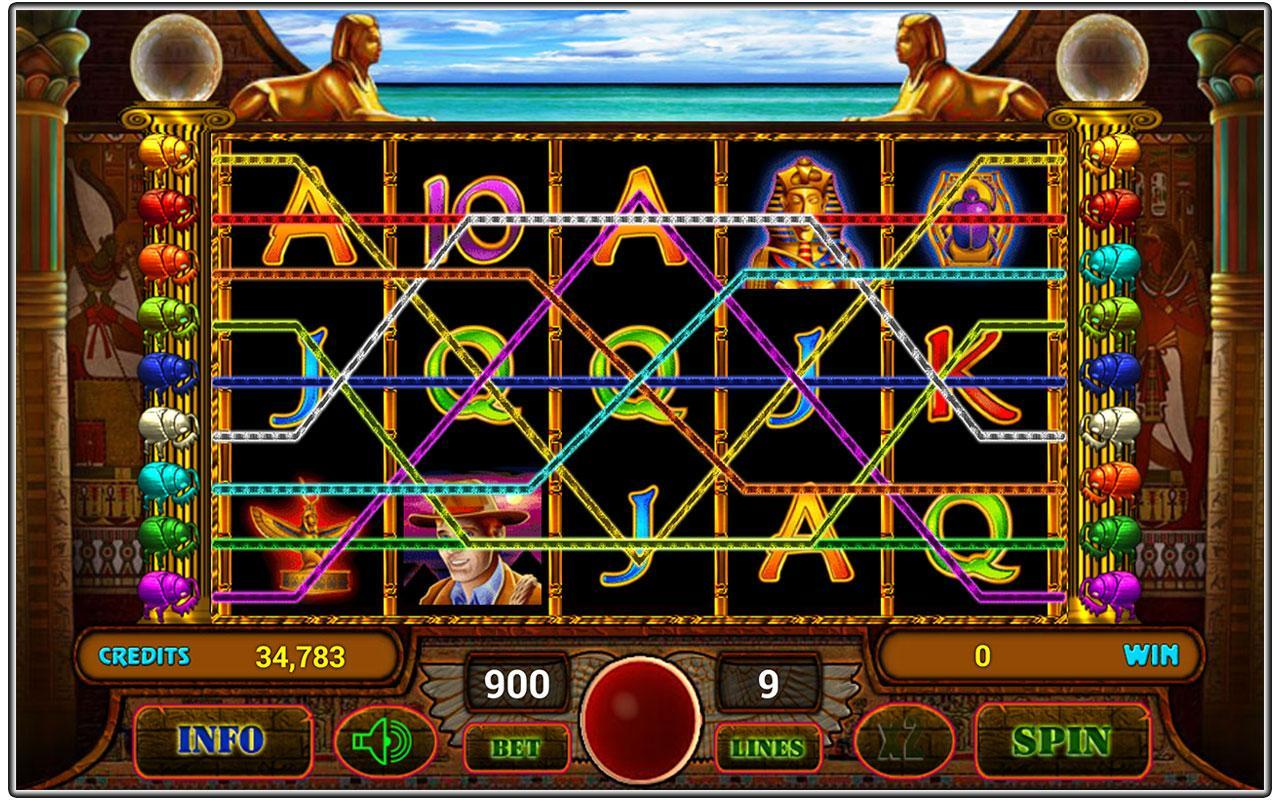 casino games book of ra download