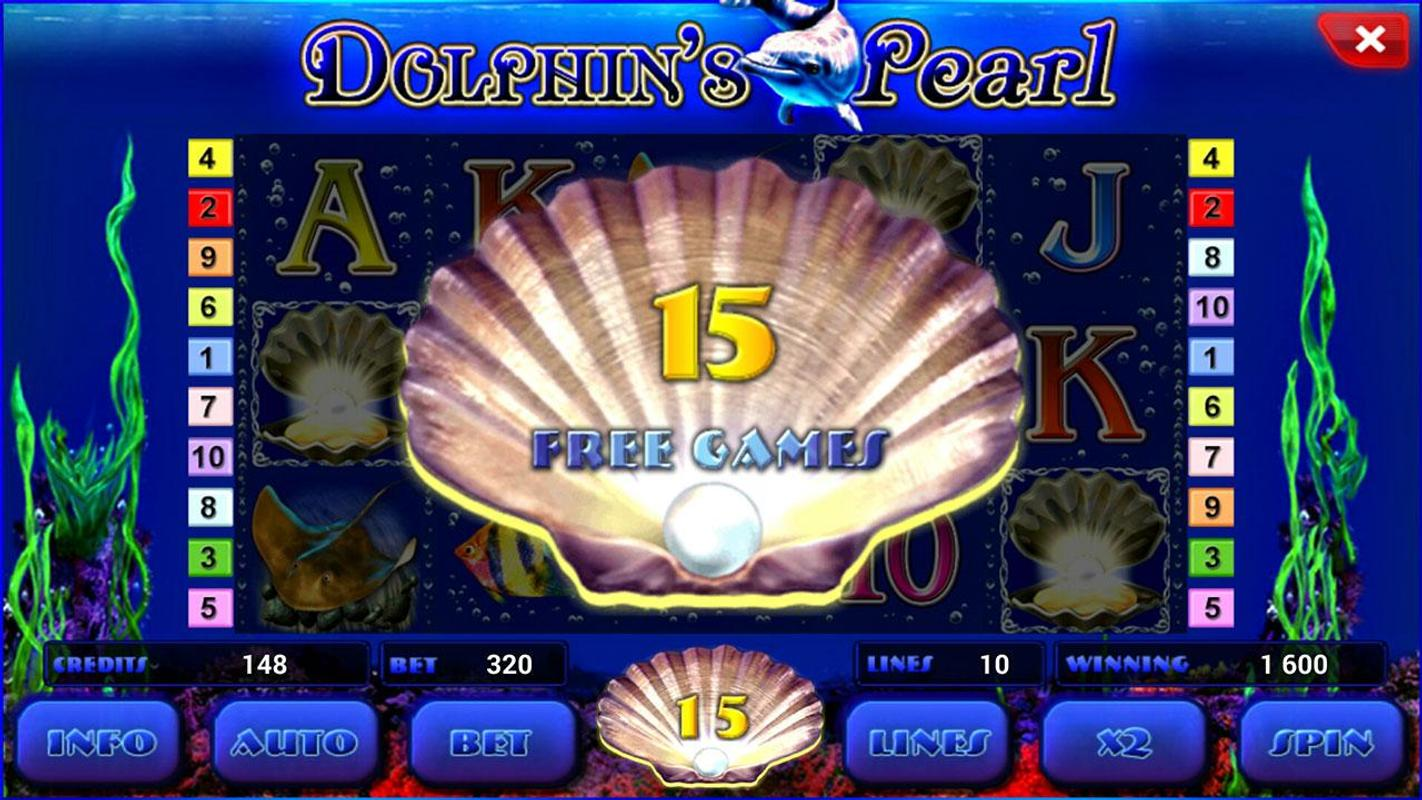 free dolphin pearl casino games