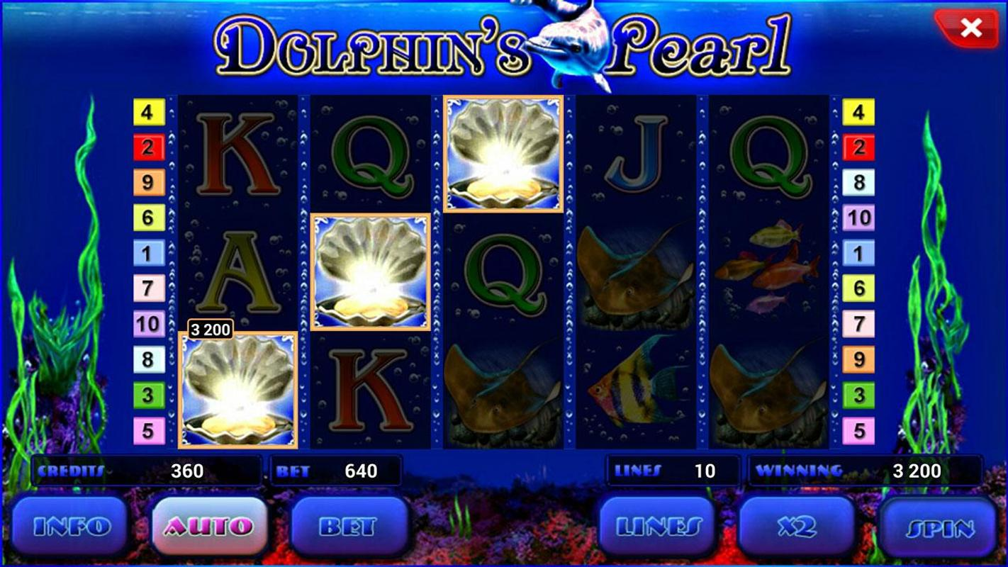 dolphins pearl deluxe app
