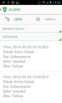 Blink Mobil Takip apk screenshot
