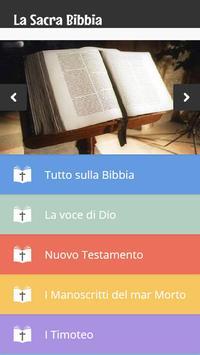 La Sacra Bibbia Studi poster