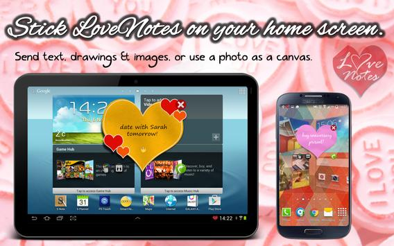 Ecards & LoveNotes Messenger apk screenshot
