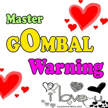 Master Gombal poster