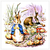 The Tale Of Benjamin Bunny icon