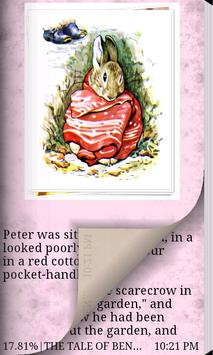 The Tale Of Benjamin Bunny apk screenshot