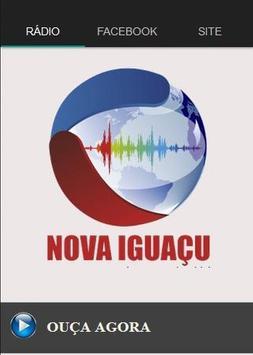 Rádio Nova Iguaçu poster