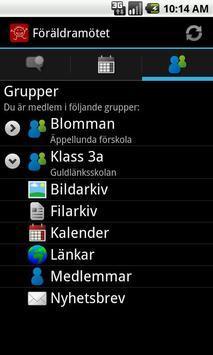 Föräldramötet  (Sundsvall) apk screenshot
