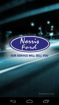 Norris Ford poster