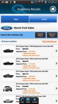 Norris Ford apk screenshot