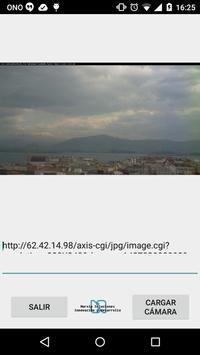 Visor de cámaras IP poster
