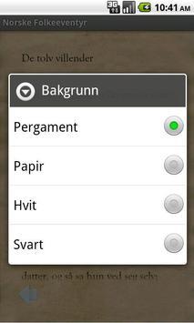 Norske Folkeeventyr apk screenshot