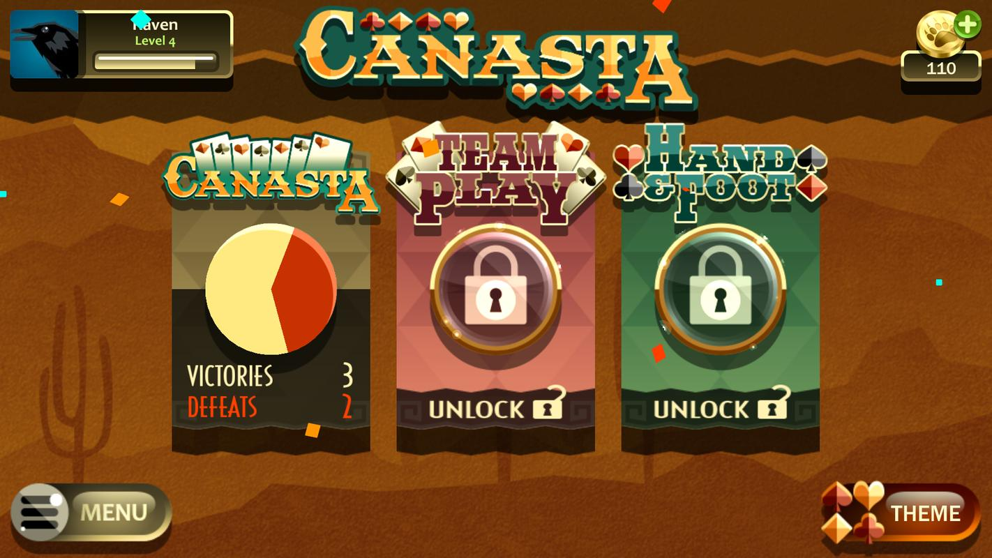 Online Canasta