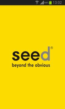Tap SEED poster