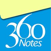 360notes icon