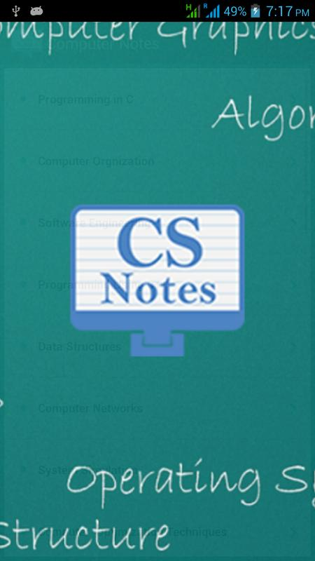 computer science notes pdf download
