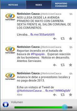 Notivision apk screenshot