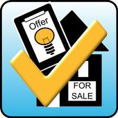 Real Estate Offer Checklist icon