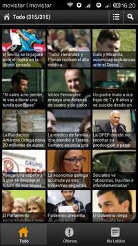 Noticias Galicia poster