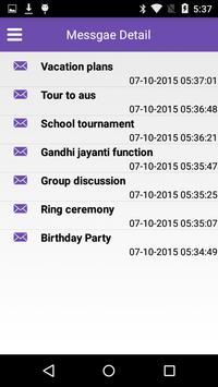 Notification apk screenshot