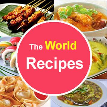 The World Recipes poster
