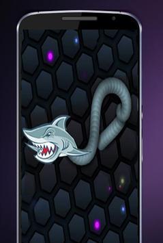 Shark Skins For Slitherio poster