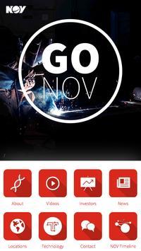 Go NOV poster