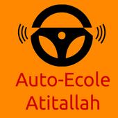Auto ecole atitallah icon