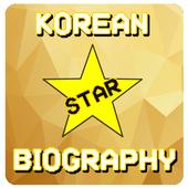 Biographi Bintang Korea icon