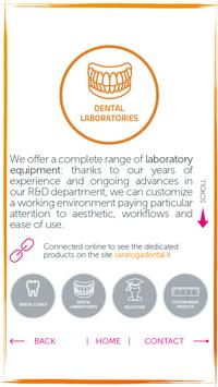 Saratoga Business Card apk screenshot